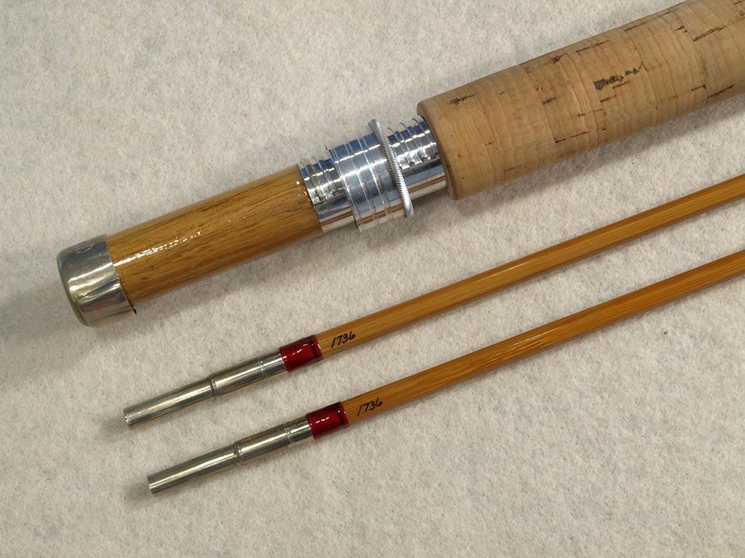 H L Leonard Model 40 8 Bamboo Fly Rod Classic