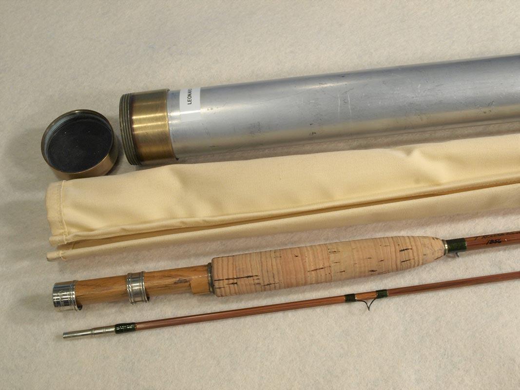 H L Leonard Duracane 7 Bamboo Fly Rods Classic