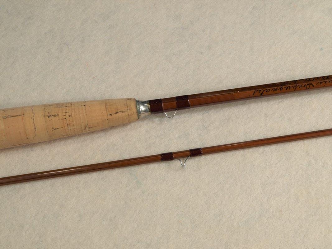 Orvis Battenkill Bamboo Fly Rod 7 6 Classic Flyfishing